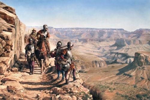 Teaching The Search for El Dorado