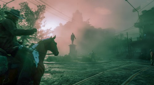 Teaching Violence towards women in the video game Red Dead Redemption 2 evokes toxic masculinity