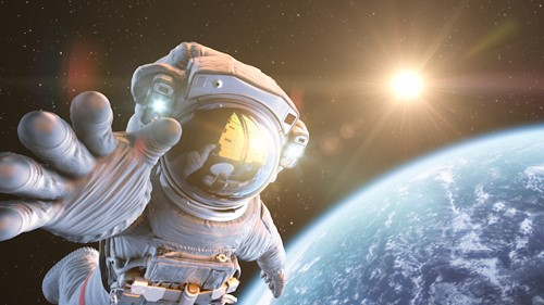 Teaching How Do Astronauts Go to the Bathroom in Space?