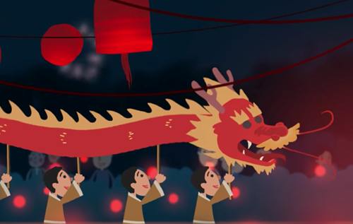 Fortune Tales | The Story of Chinese New Year [video]