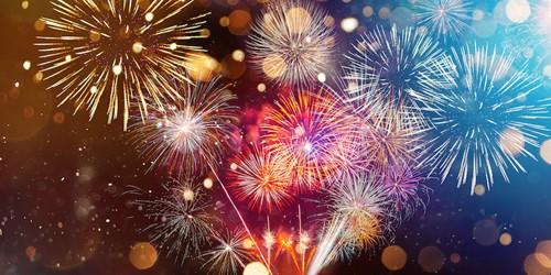 Teaching The Magic of Fireworks