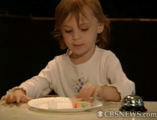 Teaching The Marshmallow Test [video]