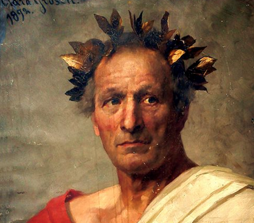 Teaching Julius Caesar: From republic to empire