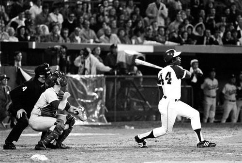 Teaching Baseball Great Hank Aaron Dies at 86