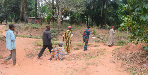 Teaching Ancient village arenas remain a central force in Igbo life. Here's why