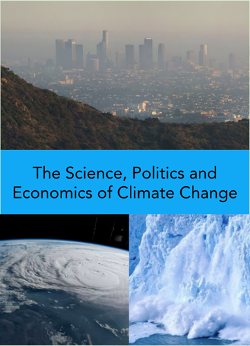 Teaching The science, politics and economics of climate change