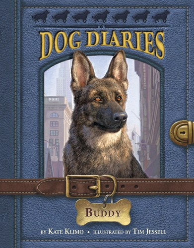 Dog Diaries #2: Buddy