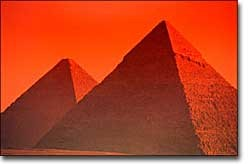 Teaching The Pyramids of Giza
