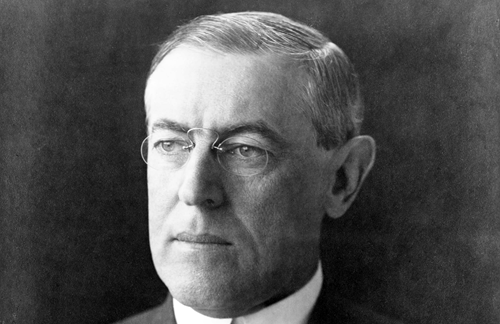 Teaching Woodrow Wilson's New Freedom