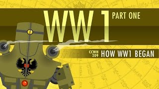 Teaching Review: HOW World War I Started [video]