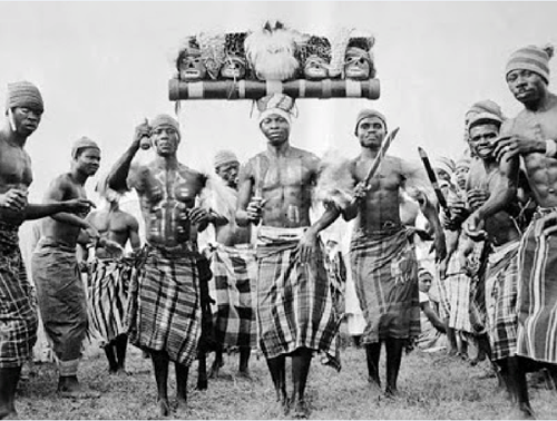 Teaching The Igbo people