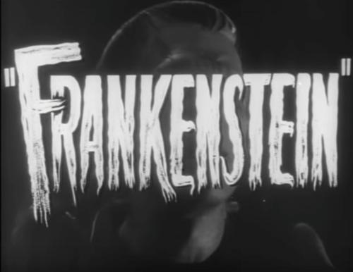 Teaching Frankenstein (1931) trailer [video]