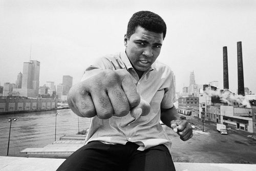 Teaching Muhammad Ali: More, much more, than a fighter