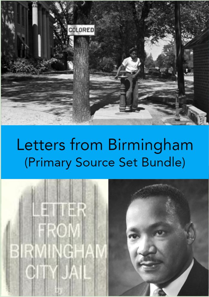 Letters from Birmingham