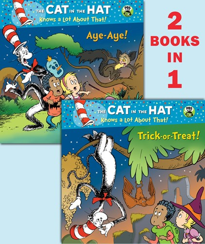 Trick-or-Treat!/Aye-Aye! (Seuss/Cat in the Hat)