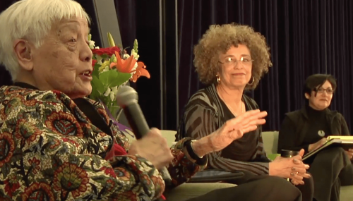 """Teaching """"On Revolution"""" from A Conversation Between Grace Lee Boggs and Angela Davis"""