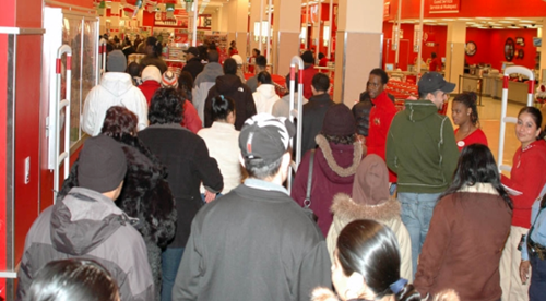 Teaching The psychological differences between those who love and those who loathe Black Friday shopping