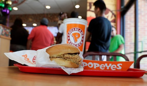 """Teaching Fans choose sides in the """"Chicken Sandwich War"""" of our time"""