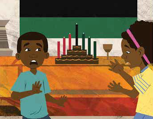 Teaching For The First Night of Kwanzaa