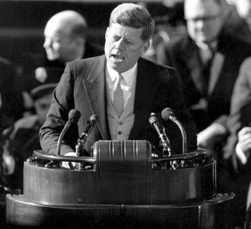 Transcript of President John F. Kennedy's Inaugural Address (1961)