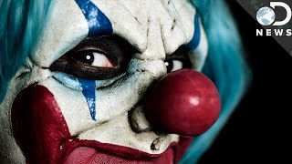 Teaching The science behind our fear of clowns [video]