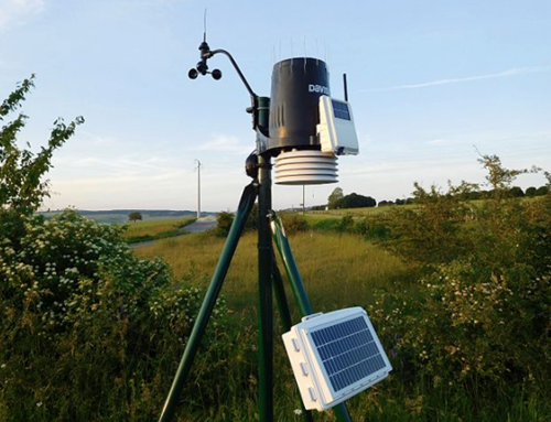 Teaching Weather-related technology