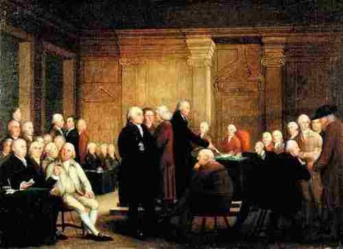 Declaration Of Rights And Grievances, October 14, 1774
