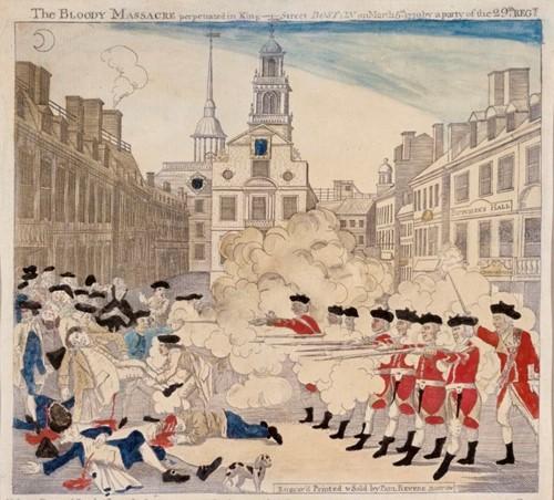 Teaching DBQ: Revolutionaries and Loyalists in the American Revolution