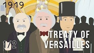 Teaching The Treaty of Versailles [video]