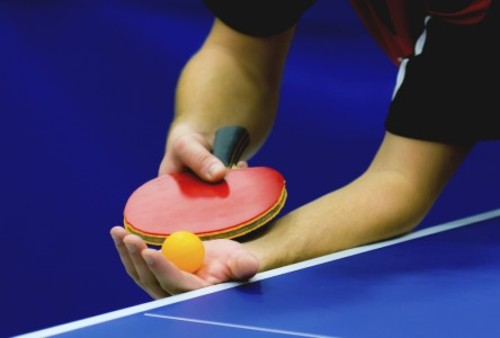 Is talent innate or learned? One man tests the theory with ping pong