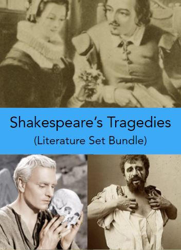 Literature Set: Shakespeare's Tragedies
