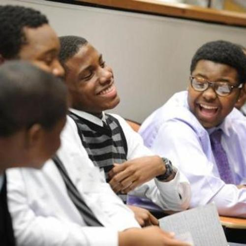 Teaching Against the odds: 100% of kids in this program got into college