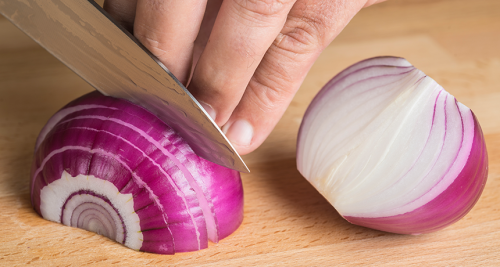 Teaching Why onions make us cry