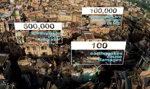 Teaching Earthquakes 101 [video]