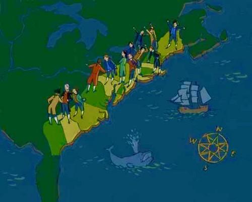 Teaching The Colonies Resist