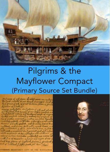 Teaching Pilgrims & the Mayflower Compact