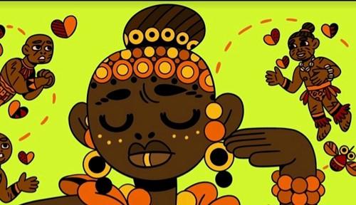Teaching Mee-An and the Magic Serpent: A Malian Folktale