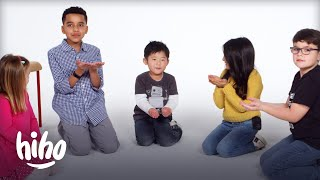 Teaching Kids share their cultural tradition [video]