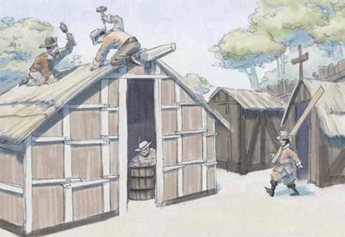 Teaching Starting the Virginia Colony