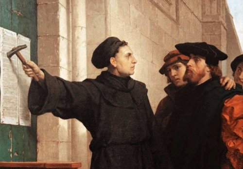 Teaching The Protestant Reformation