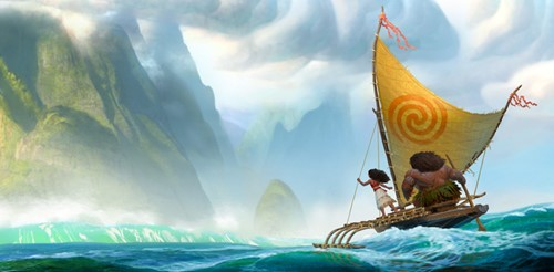 Teaching How far they'll go: Moana shows the power of Polynesian celestial navigation