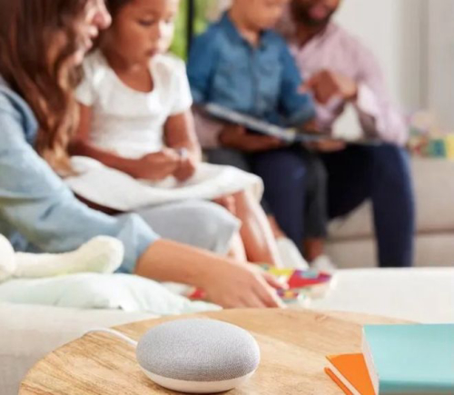 Teaching Alexa, are you friends with our kids?
