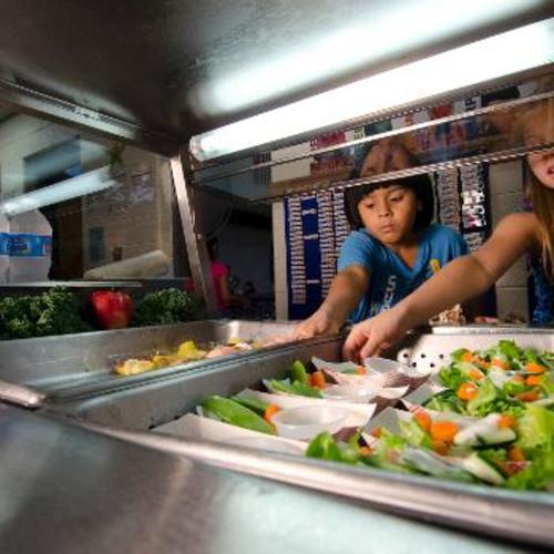 Emoticons get kids to eat healthy in school: study
