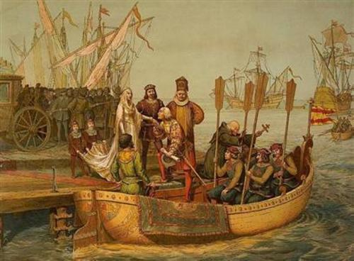 Spanish Exploration And The Voyages Of Christopher Columbus