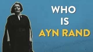 Teaching Who is Ayn Rand? - Novelist, philosopher, icon [video]