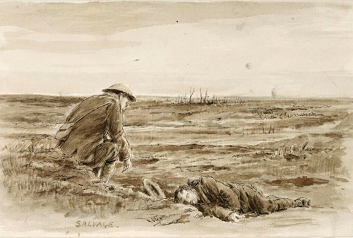 Teaching World War I & Art