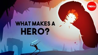 Teaching What makes a hero? [video]