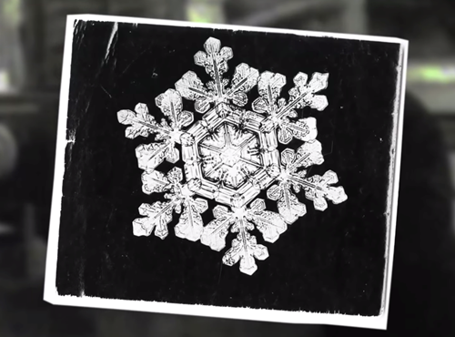 Teaching The Science of Snowflakes [video]