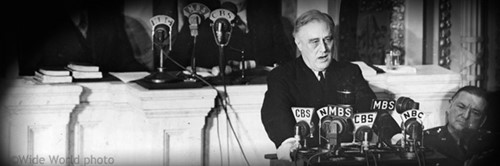 "Teaching ""The Four Freedoms"": Roosevelt's Annual Address to Congress"