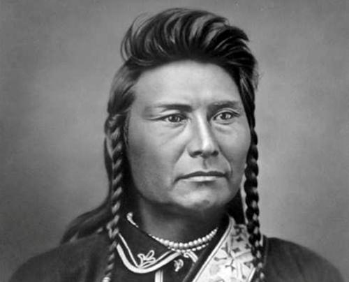 Teaching Primary source: Chief Joseph's surrender